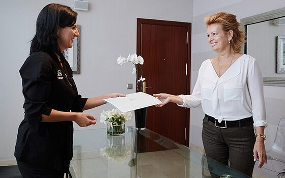 Primera Visita en Julián Saiz Clínica Dental
