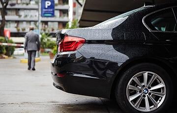 Estacionamiento gratuito en parking privado y vigilado