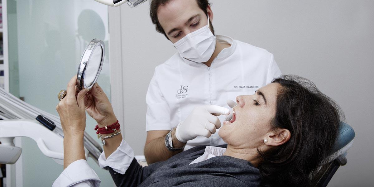 Implantología estética - ¿Cómo se colocan los implantes?
