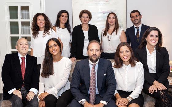 Equipo Médico en Julián Saiz Clínica Dental