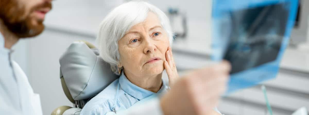 Injerto de hueso - Causas de la pérdida ósea