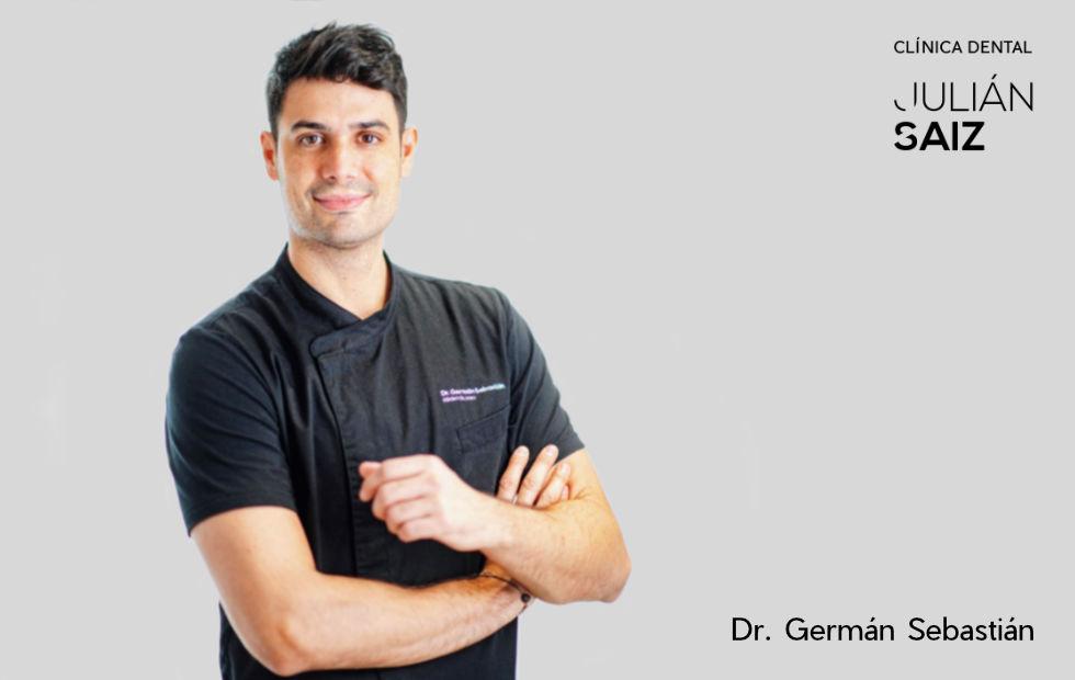 Doctor Germán Sebastián | Odontólogo | Clínica Dental Julián Saiz