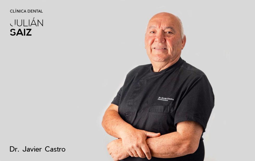 Doctor Javier Castro | Endodoncista | Clínica Dental Julián Saiz