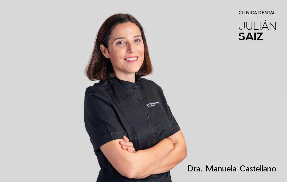 Doctora Manuela Castellano | Ortodoncista | Clínica Dental Julián Saiz