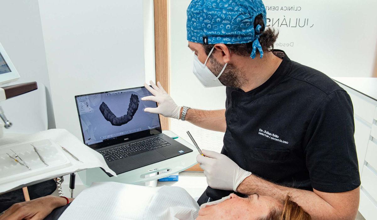 Clínica Julián Saiz, especialistas en implantología avanzada y estética dental